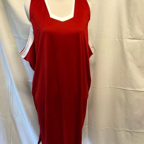 58a63c3c047 adidas Dresses   Skirts - Adidas sleeveless dress jersey 3xl plus size